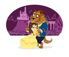 Tale as old as time by ~knightJJ on deviantART