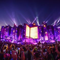 On the final day, The Book of Wisdom will opem one last time... #TomorrowlandBrasil