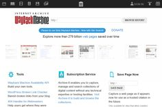 "Internet Archive quer mover backups para o Canadá para ""fugir"" de Trump"