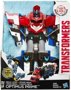Hasbro Transformers RID Mega Optimus Prime - Eerst Speelgoed
