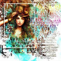 by TrishD (Grungy Steampunk)
