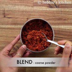 dry garlic chutney recipe | dry garlic powder | dry garlic chutney powder