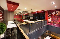 KFC restaurant by CBTE Architecture, Turkey » Retail Design Blog