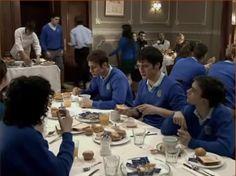 El Internado Culture - El Desayuno