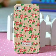 Cath Kidston iphone Case feature: Durable hardshell contruction Direct access to all device features Store and protect with the highly protective soft shell Compatible: iPhone 4, iphone 4s (iPhone not included) 1pc x Cath Kidston case for iPhone 4 4s