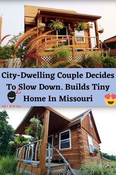 Life Hacks Home, Tiny House Cabin, Hacks Diy, Little Houses, House Plans, Cottage, Entertaining, House Styles, Building