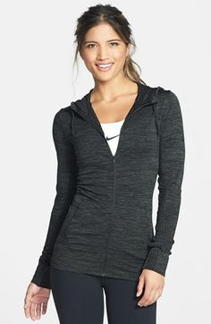 72d32a0896b Nike  Epic  Dri-FIT Knit Hoodie available at  Nordstrom Cute Athletic  Outfits