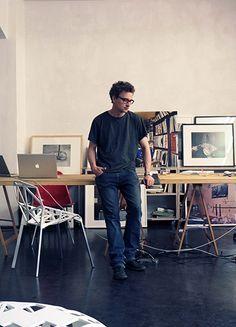 Florian Böhm, I like him.