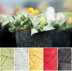 Color inspiration from knitpicks.com