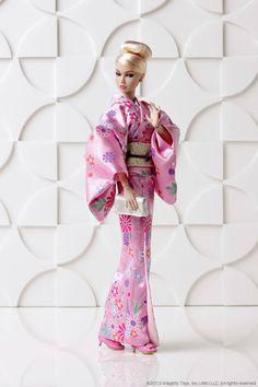 Fashion Royalty Poppy Parker, 2013 Joyful in Japan