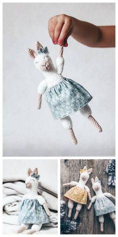 Crochet Patterns Amigurumi, Amigurumi Doll, Diy Crochet, Crochet Baby, Cute Alpaca, Cute Baby Gifts, Stuffed Animal Patterns, Single Crochet, Free Pattern