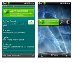 Threat Proof with Dr Web Anti Virus Light for Android Smartphones