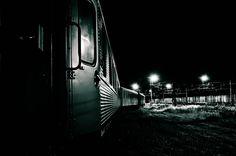 Train i Falun