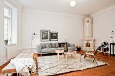 livingroom so scandinavian