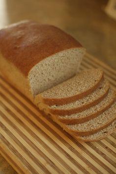 Softest Whole Wheat Sandwich Bread :)