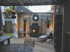 Inexpensive Backyard Ideas | Landscaping Ideas & Garden Ideas > Patio on a Budget