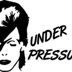 David Under Pressure Instant Pot decal