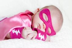 Newborn Super Hero Costume Photo Prop- Mahalo on etsy