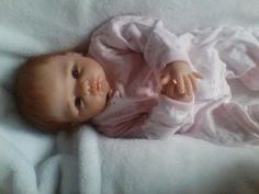 The Ashton Drake Galleries Little Grace Baby Doll