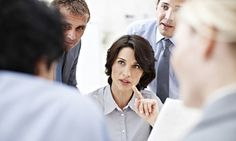 10 sexist scenarios that women face at work