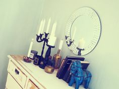 CANDLES / MIRROR