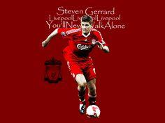 Steven Gerrard ' You'll never walk Alone'