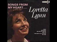 Loretta Lynn - It Just Looks That Way - YouTube
