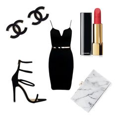 """""""Fancy and glamorous"""" by fashion8queen8 on Polyvore featuring Charlotte Olympia and Chanel"""