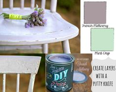 Looking for the best Chalk & Clay Paint in the USA... Then look no further then DIY Paint from Debi Beard!