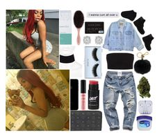 """""""percocet, xanax and that joint turn me into a zombie."""" by partyg-irls ❤ liked on Polyvore featuring River Island, MCM, shu uemura, Timberland, Effy Jewelry, MICHAEL Michael Kors, Aéropostale and Therapy"""