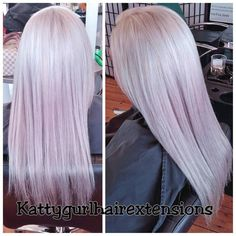 Some more beautifully custom coloured Ultra Premium Tapein Extensions Stargazer, Ultra Premium, Hair Extensions, Pastel, Long Hair Styles, Instagram Posts, Color, Beauty, Projects