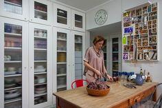 Open house - Carla Reinés. Veja: http://casadevalentina.com.br/blog/detalhes/open-house--carla-reines-3047 #decor #decoracao #interior #design #casa #home #house #idea #ideia #detalhes #details #openhouse #style #estilo #casadevalentina #kitchen #cozinha