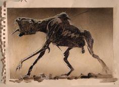 Animal tóxico.  By Alvaro Soler Arpa