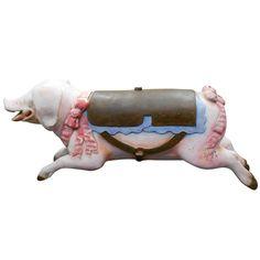 1stdibs.com | Carousel Pig