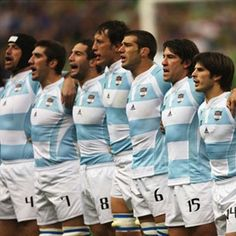 They have been to New Zealand lots of times to play our mighty All Blacks :) Rugby League, Rugby Players, Pumas, Volleyball Team, Soccer, Argentina Rugby, Rugby School, Safest Places To Travel, Australian Football