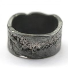 how to get black patina on silver