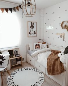 kleinkind zimmer Boys bedrooms furniture can also be fun! Discover more ideas and inspirations with Circu Magical furniture. Toddler Rooms, Rooms For Kids, Room For Two Kids, Kids Bedroom Ideas For Girls Toddler, Toddler Boy Room Decor, Kid Rooms, Small Rooms, Baby Boys, Shared Rooms