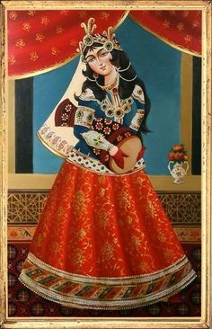 Iran - miniatura Persiana