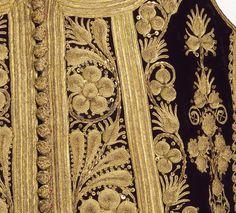 Vest Date: 1880–1900 Culture: Albanian Medium: silk, metal, cotton, wool