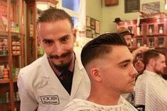 Awesome Schorem Barbers HairCut