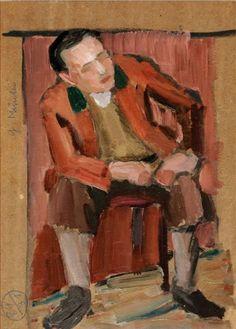 Gabriele Münter, Ödön von Horvath, 1931