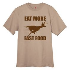 Eat More Fast Food