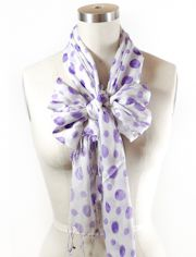 Scarf Knot Master List   Scarves Dot Net 40 ways to tie a scarf with YouTube tutorials!