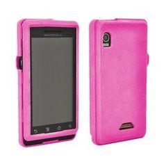 OEM Verizon Motorola Droid A855 Gel Snap On Case - Pink by Verizon. $3.23. Pink Gel Snap On Cover for Motorola Droid A855. Save 84%!