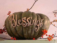 Blessings....
