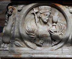 Sepulcro de Gonzalo de Lerma, catedral de Burgos