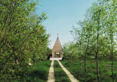 Alex's Votum, church in Tarnów, photo: Project studio Beton