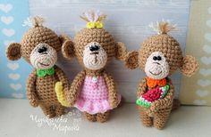 Mesmerizing Crochet an Amigurumi Rabbit Ideas. Lovely Crochet an Amigurumi Rabbit Ideas. Crochet Gifts, Cute Crochet, Crochet Toys, Sock Crafts, Baby Crafts, Crochet Monkey, Monkey Pattern, Crochet Amigurumi Free Patterns, Stuffed Toys Patterns