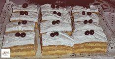 Kávés, vaníliás krémes, ha valami különleges édes finomságra vágysz! Cakes And More, Waffles, Cheesecake, Pie, Breakfast, Food, Torte, Morning Coffee, Cake