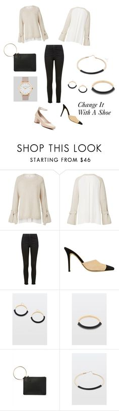 """""""Change It With A Shoe"""" by pinkfalmingo on Polyvore featuring Witchery"""